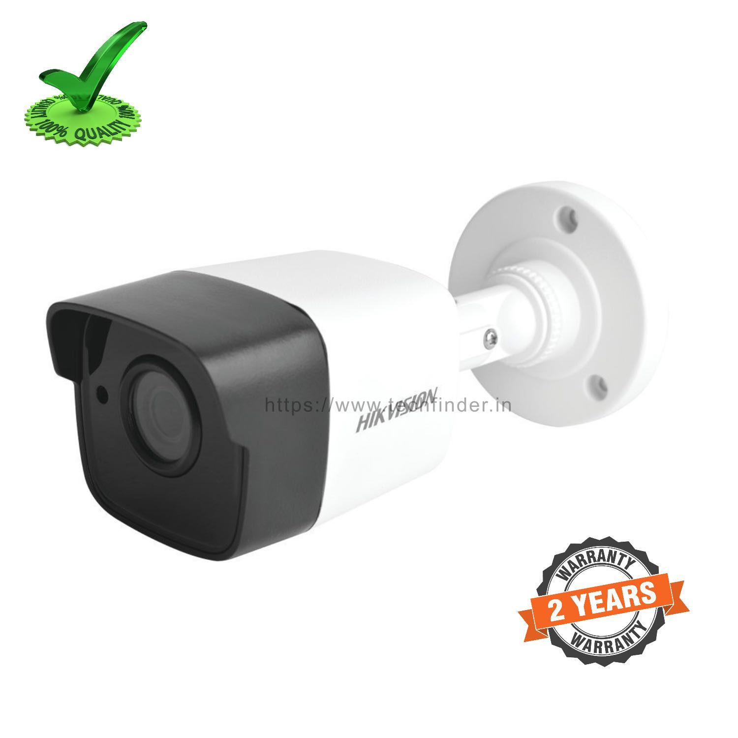 Hikvision DS-2CE1AH0T-ITPF 5mp HD IR Bullet Camera