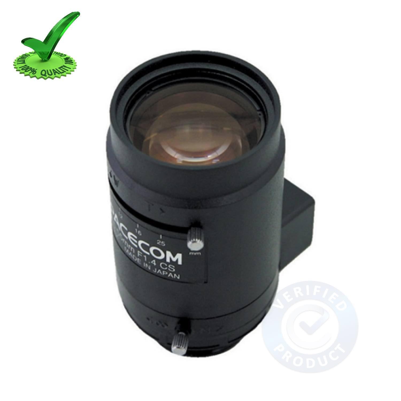 Spacecom TV555DC 5-55mm Auto Iris Verifocal CS Mount Lens