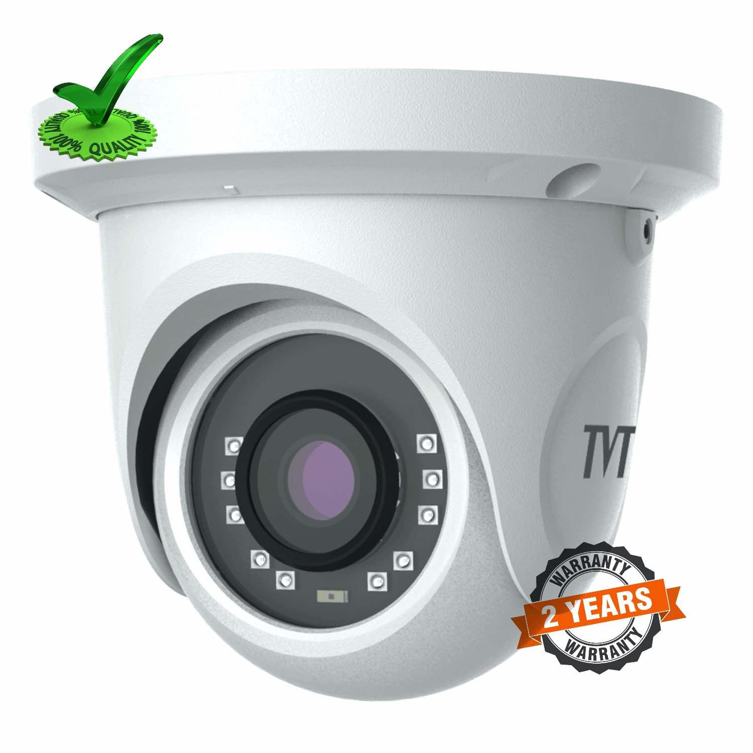 TVT TD9554S2 5MP Ip IR Dome Camera