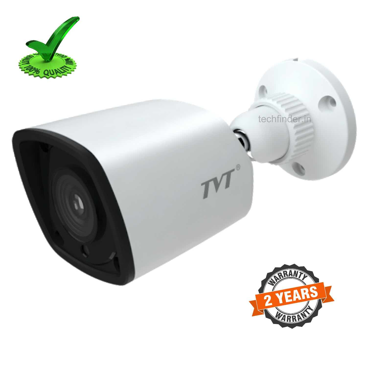 TVT TD 7421AS 2 MP HD IR water proof Bullet Camera