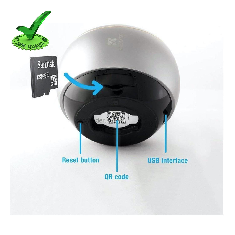 Hikvision Ezviz C6P ez360 Pano 360° Fisheye 3mp Security Ir Camera