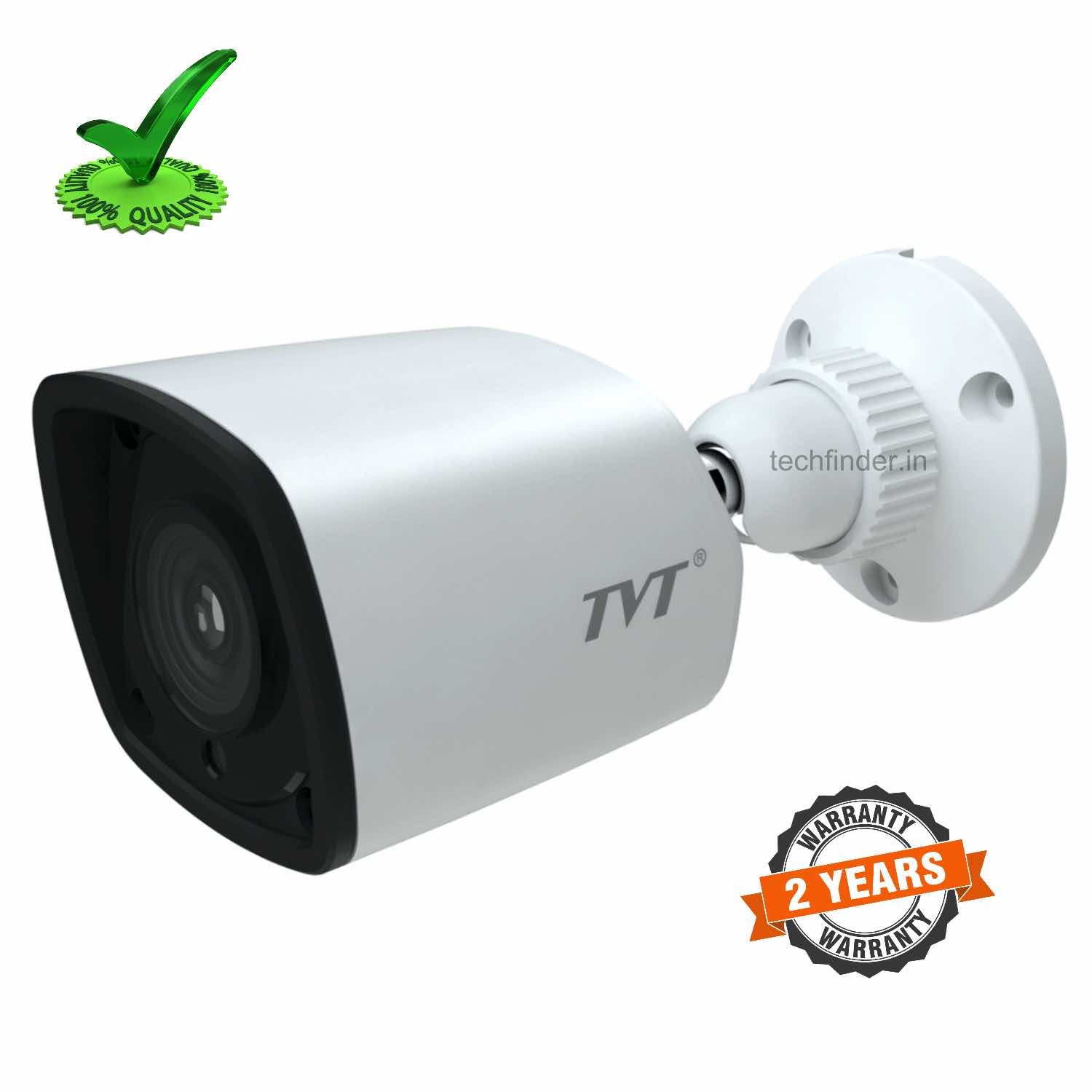 TVT TD 7451AS 5megapixel HD Ir  Bullet Camera