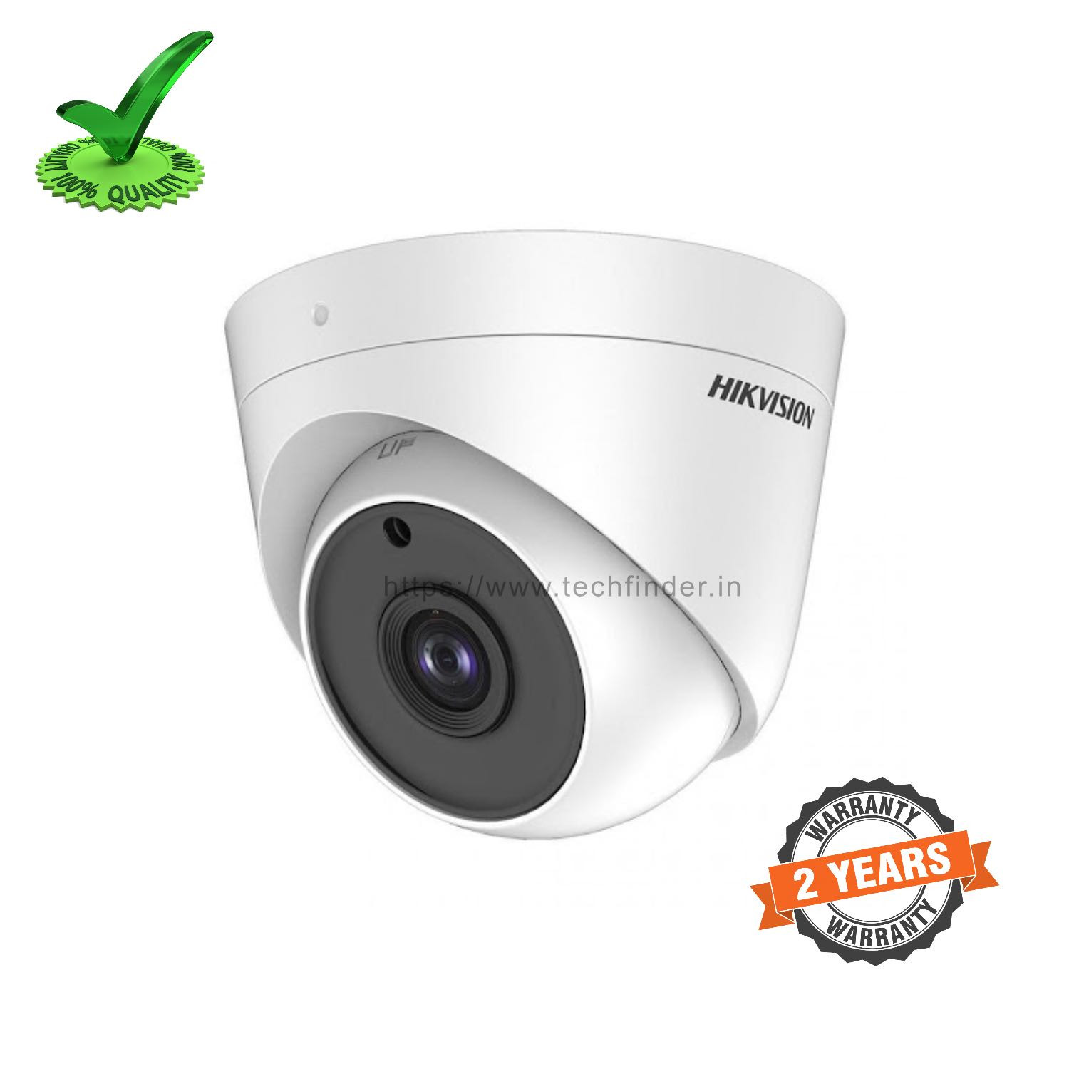 Hikvision DS-2CE5AH0T-ITPF 5mp IR HD Dome Camera