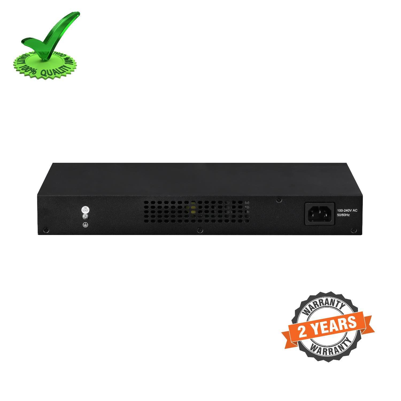 Dahua DH-PFS3125-24ET-190 24-Port FE PoE+ 1-Port Gigabit PoE Switch