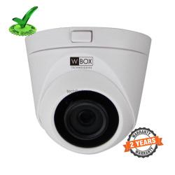 W Box WBC-0ECLHD5R2FSE AHD 5mp Metal Body HD IR Dome Camera