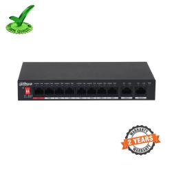 Dahua DH-PFS3010-8ET-96 10-Port Switch with 8-Port PoE