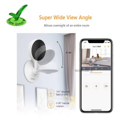 Imou Cue 2 1080p Wireless Wi-Fi Ir Camera