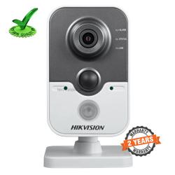 Hikvision DS-2CD242PF-I(W) 2mp Wi-Fi Alarm Pro Cube Ir Camera