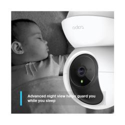 Tp-Link Tapo C200 Pan Tilt Home Security Wi-Fi Ir Camera