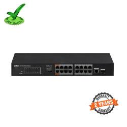 Dahua DH-PFS3117-16ET-135 16-Port FE PoE 1-Port Gigabit PoE Switch